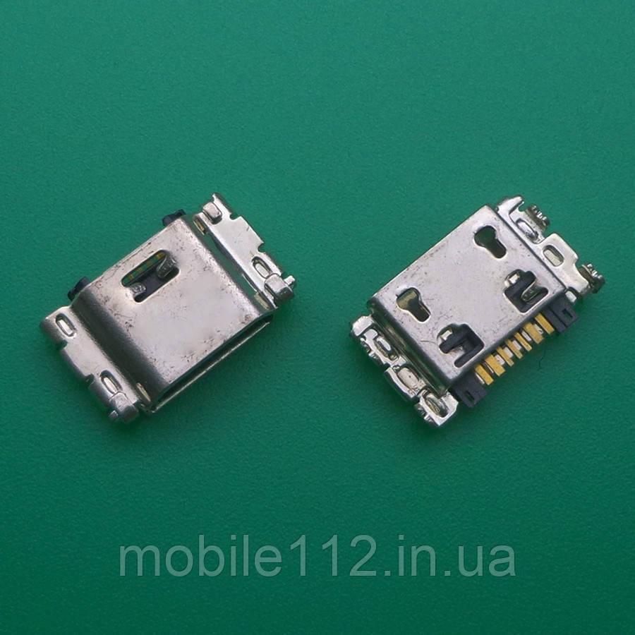 Разъем зарядки Samsung Galaxy A10 2019 A105 (совм. J100) A730 A750 J260 J720 J810 M105 G611 Micro USB