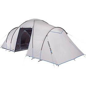 Палатка High Peak Como 4.0 Nimbus Grey (10233)
