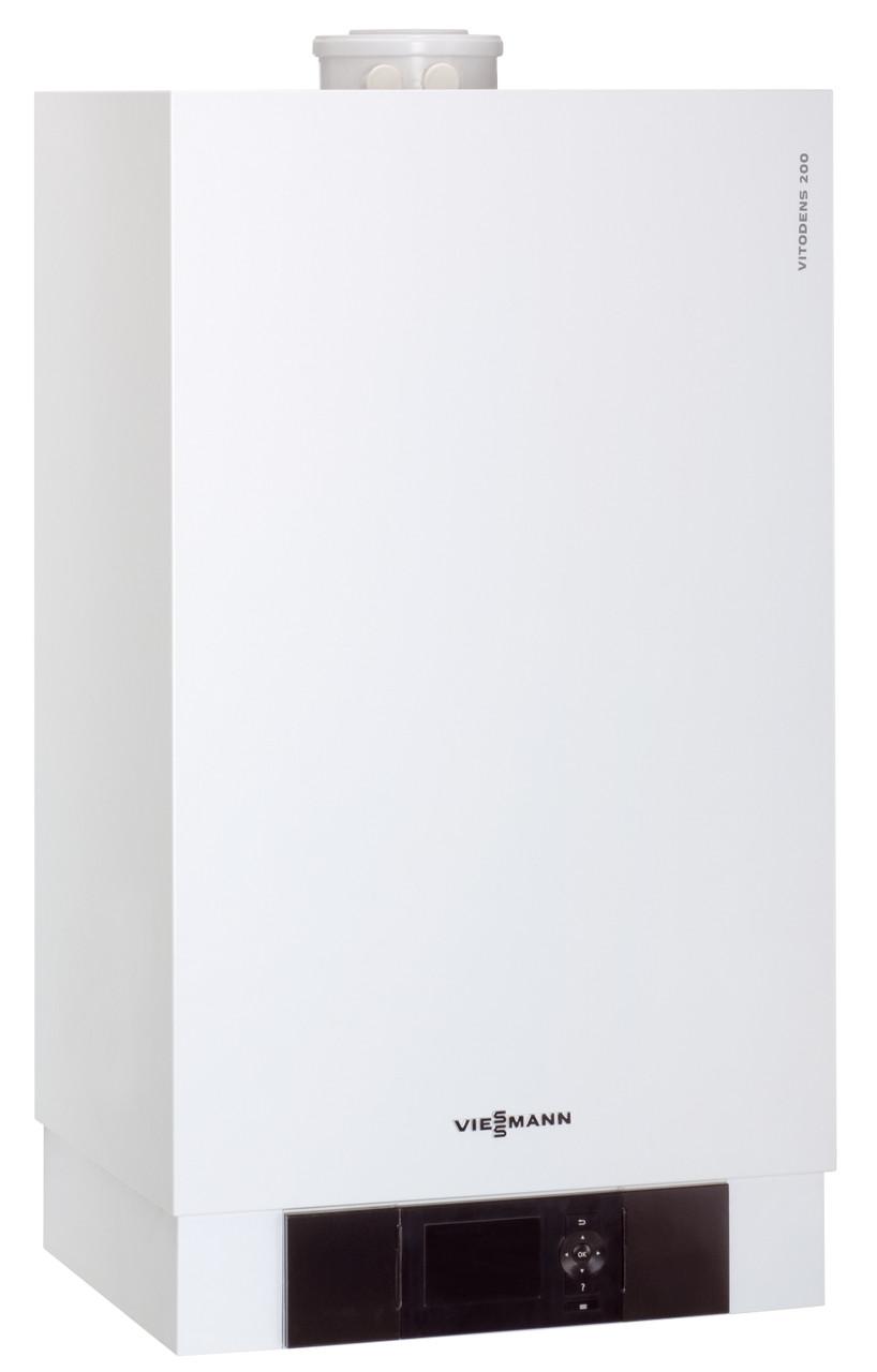 Газовый котел Viessmann Vitodens 200-W 45кВт