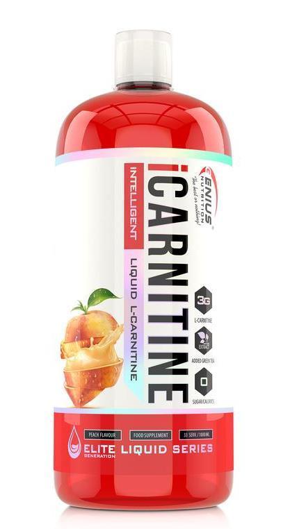Genius iCarnitine Liquid 1000 ml