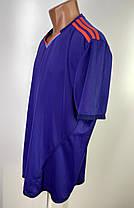 Чоловіча якісна футболка Адідас  Розмір ХХL ( Я-146), фото 3