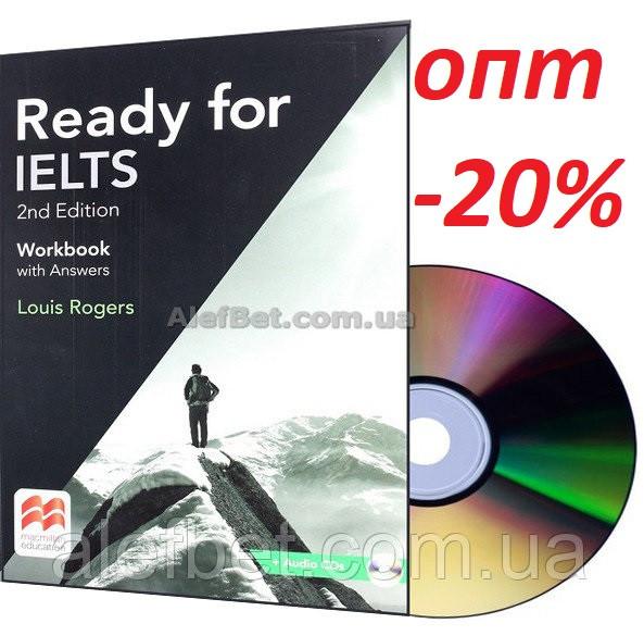 Английский язык / Подготовка к экзамену: Ready for IELTS 2nd Edition: Workbook+CD. Тетрадь / Macmillan