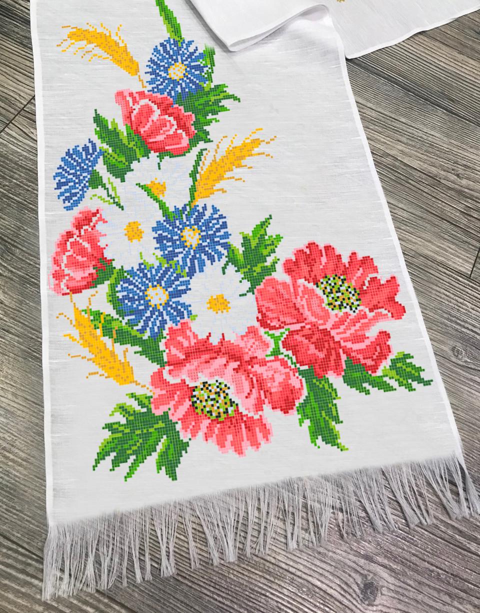 Заготовка полотенца для икон №029