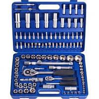 Набор инструментовв Zhongxin Tools force 108,отвертка насадками,трещетка с комплектом головок,трещеточный ключ