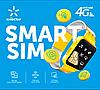 Стартовый пакет Киевстар Smart SIM для умных девайсов