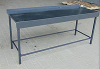 Стол производственный  без полки 700х850х1250мм, фото 1