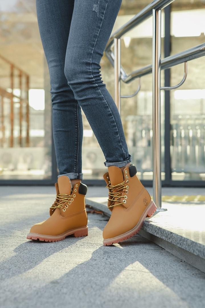 Женские ботинки Timberland (Термо)