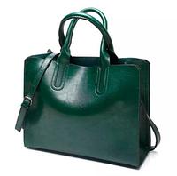 Женская сумка davones зеленая, фото 1