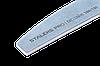 Пилка півмісяць мінеральна для нігтів EXCLUSIVE 180/180 грит, NFX-42/6, фото 3