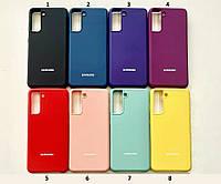 Чохол Silicone Cover для Samsung Galaxy S8 Plus G955 (tp)