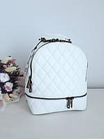Жіночі італійські рюкзаки-сумки з натуральної шкіри женские кожаные модные рюкзаки borse italiane in pelle