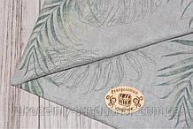 Равномерная хлопковая ткань с рисунком (Б-44)