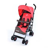 Коляска прогулочная CARRELLO Vento CRL-1402 Crimson малиновый