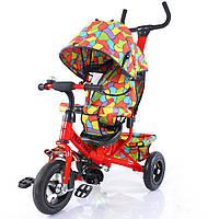 Велосипед трехколесный TILLY Trike T-351-1 Red красный (57191)
