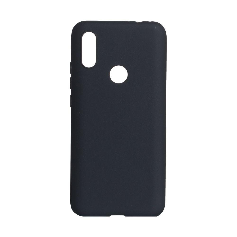 Чехол для Xiaomi Redmi 7 черный SMTT / Чехол для Ксяоми Сяоми Ксиоми 7