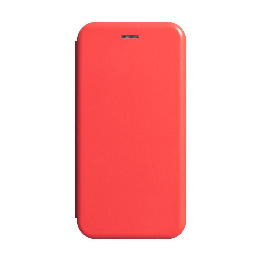 Чехол книжка Xiaomi Redmi Note 8 красный / Чехол книжка для Ксяоми Сяоми Ксиоми ноут 8