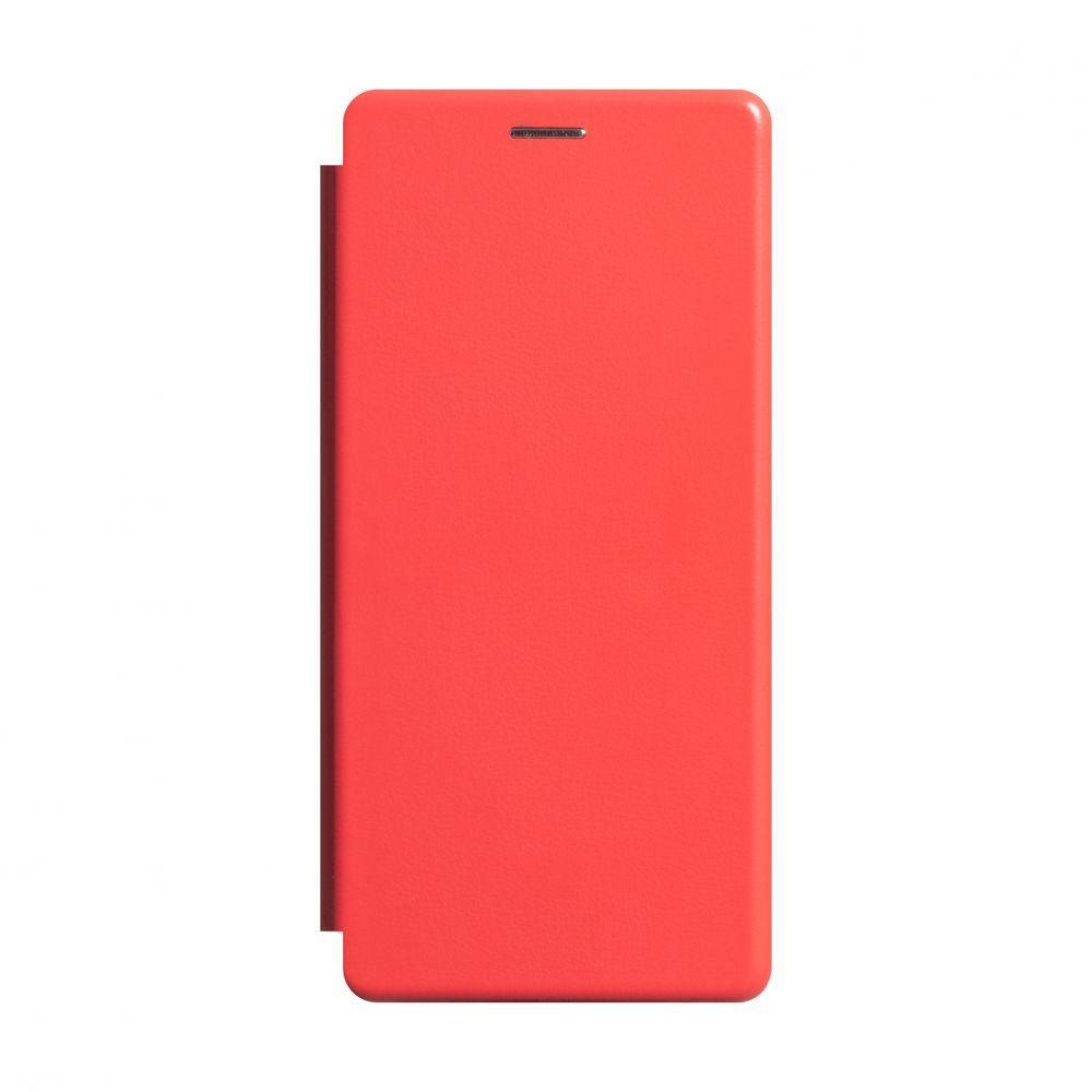 Чехол книжка для Xiaomi Redmi Note 8 Pro красный / Чехол книжка для Ксяоми Сяоми Ксиоми ноут 8