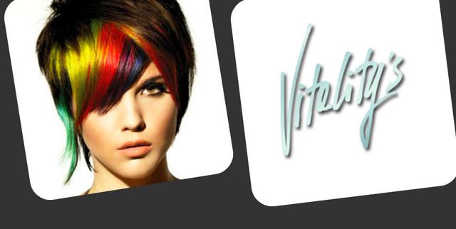 Vitality's Окрашивание волос