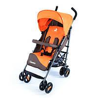 Коляска прогулочная CARRELLO Vento CRL-1402 Orange оранжевый