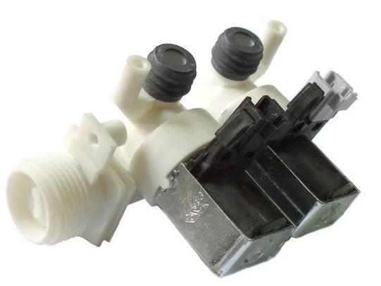 Впускной клапан для стиральной машины Ariston, Indesit, 2/90, под фишку - C00110333 / 154AR02