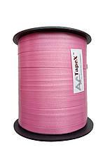 Стрічка для куль пастель рожева 300м Україна