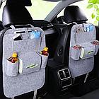 ОПТ Органайзер в машину для Автомобиля Back Seat Organizer EstCar, фото 2