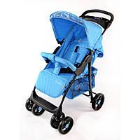 Коляска прогулочная CARRELLO Fusion CRL-8501 Blue голубой