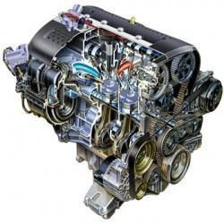 Запчастини до двигуна ISUZU 6HK1-XQB01 для екскаватора JCB: JS330