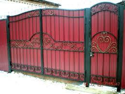 Ворота кованные купить