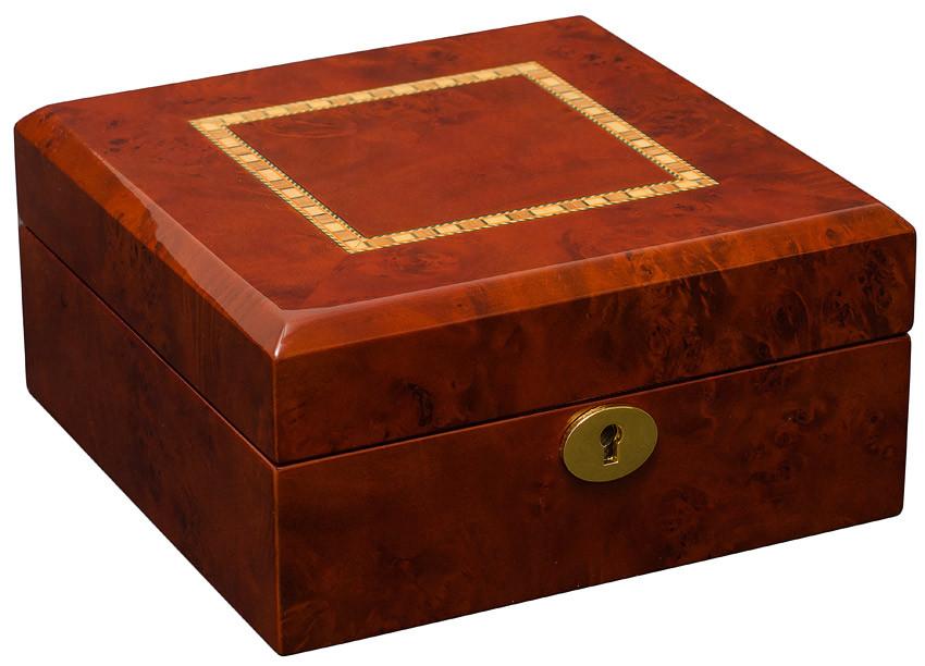 Скринька для годин на 6 відділень Rothenschild RS803-6-DB преміум класу