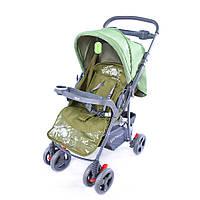 Прогулочная коляска Elephant WS-0001 Green зеленый
