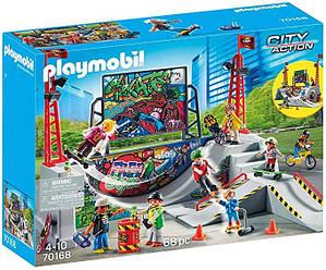 Playmobil 70168 Скейтпарк Skatepark