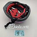 Фирменный комплект защиты, шлем Maraton+ наколенники, налокотники, перчатки, фото 7
