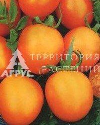 Томат Де Барао помаранчевий, 0,1 г