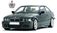 Лобове скло на BMW 3 (E36) (1992-1999) (Купе,Кабріолет)