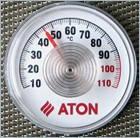 Термометр біметалічний для котла, покажчики температури, термометри для котлів, фото 2