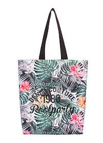 Літня сумка Daily з тропічним принтом