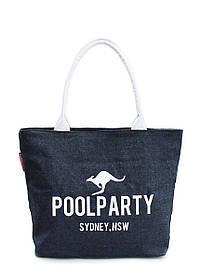 Джинсова сумка POOLPARTY
