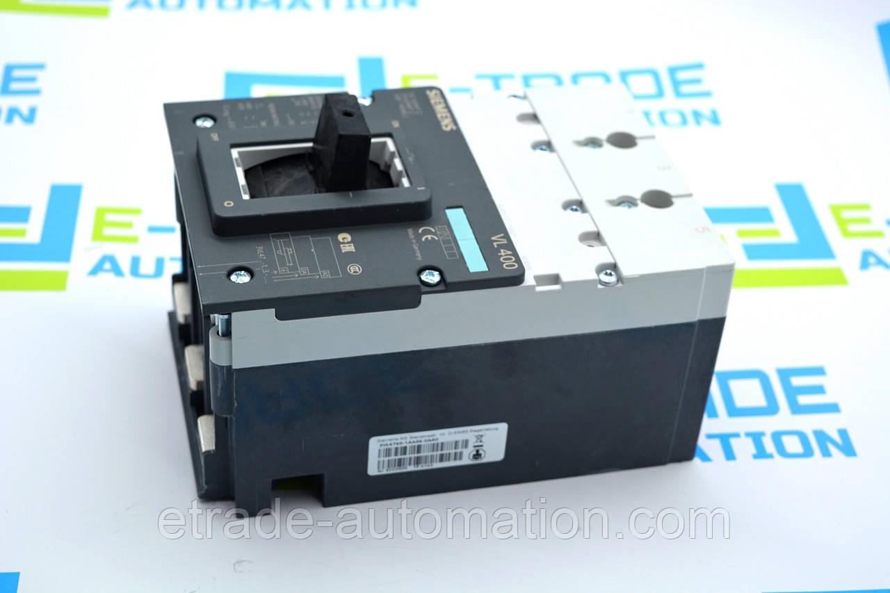 Вимикач живлення Siemens 3VL4740-1AA36-0AA0