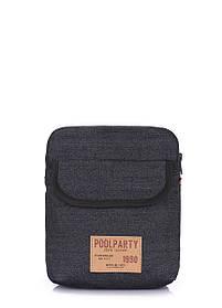 Чоловіча сумка на плече POOLPARTY