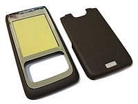 Корпус для Nokia E65 коричневый (панели)