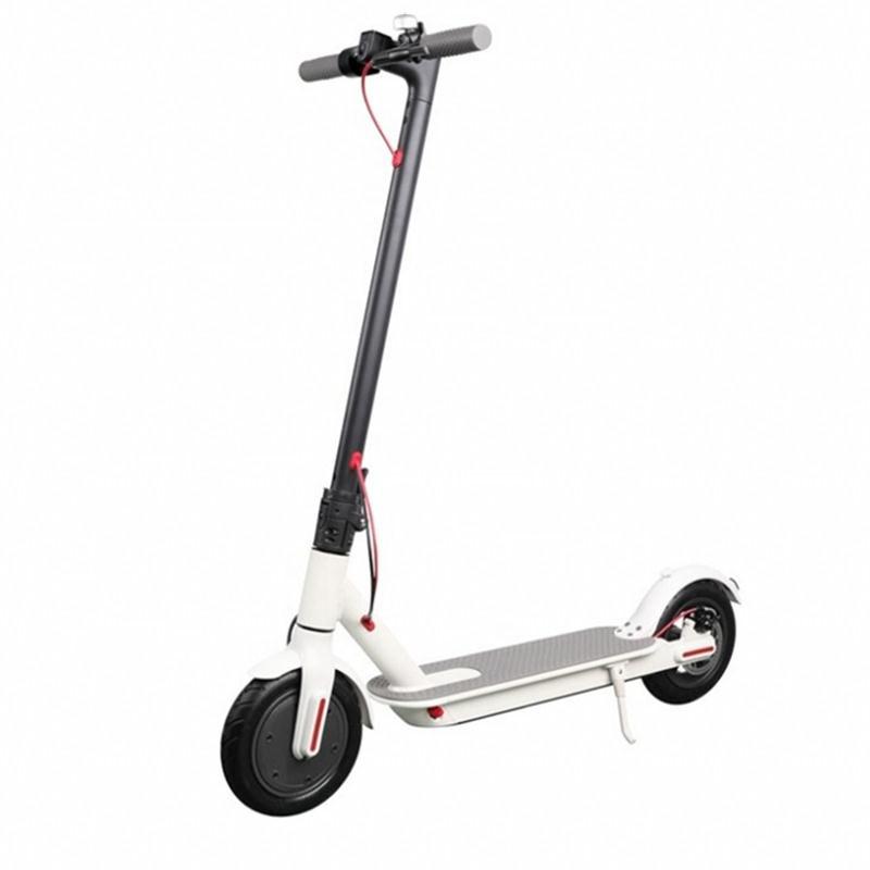 Электросамокат Xiaomi Mi Scooter 365 Pro белый
