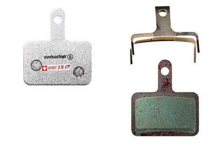 Колодки тормозные дисковые SwissStop Disc 15 E Compound (SWISS P100003790), фото 2