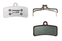 Колодки тормозные дисковые SwissStop Disc 27 E Compound (SWISS P100005266)