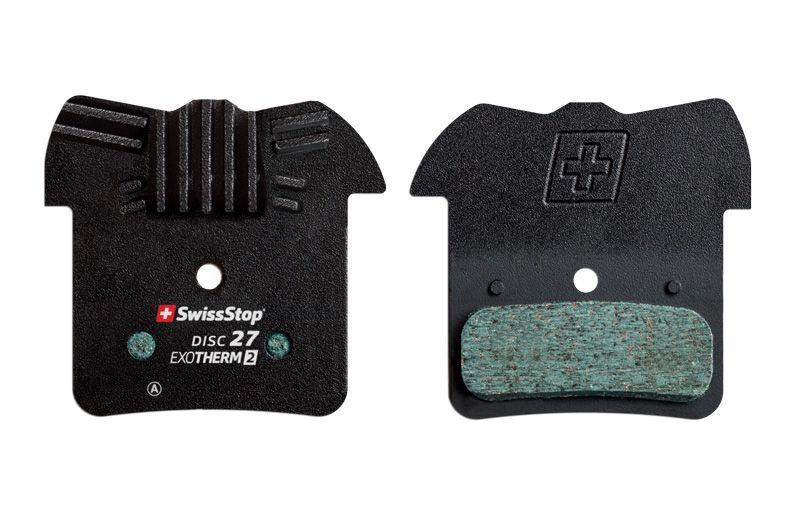 Колодки тормозные дисковые SwissStop Disc 27 EXOTherm2 (SWISS P100005312)