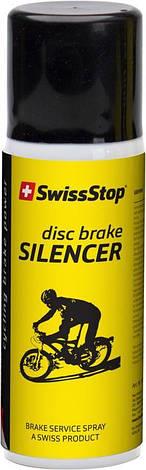 Жидкость для тормозных дисков SwissStop Disc Brake Silencer, 50 ml (SWISS P100002354), фото 2