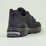 Кроссовки BaaS 1639-1 579348 Черные, фото 4