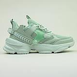 Кроссовки BaaS 1672-15 Ж 579343 Зеленые, фото 5