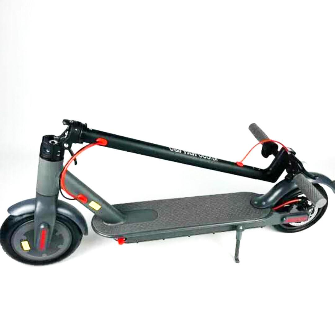 Электросамокат xiaomi mi electric scooter essential lite
