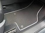 Volkswagen Sharan 2010-2021 Полиуретановые коврики (3 ряда, EVA, черные)